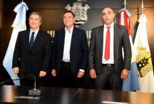 Mestre puso en funciones a nuevas autoridades del ESyOP