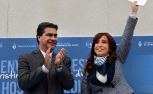 Capitanich pronosticó que CFK le ganará a Macri y le apuntó a Alternativa Federal