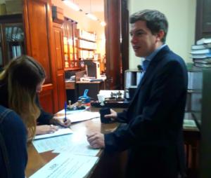 La Coalición Cívica pidió juicio político a Massei por los hechos ocurridos en Río Cuarto