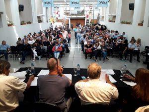La UEPC rechazó la oferta salarial del Gobierno y peligra el inicio de clases