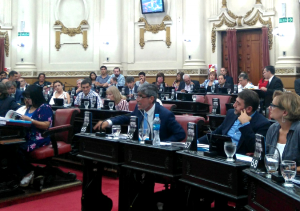 """Para Quinteros, la ley de energía distribuida """"traerá nuevos incrementos de tarifas"""" de Epec"""
