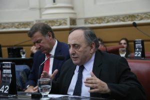 """Radical repudió las declaraciones """"temerarias"""" del abogado de CFK"""