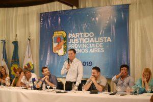 A la espera definiciones de CFK, el PJ bonaerense prepara su congreso
