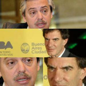 La situación de Venezuela, disparó un duro cruce tuitero entre Alberto Fernández y Darío Lopérfido