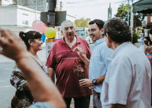 """""""Pondremos en debate el modelo de ciudad que le vamos a ofrecer a los cordobeses"""", afirmó De Loredo"""