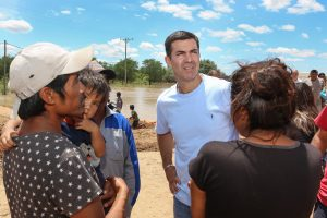 Urtubey: «Tengo una mirada distinta del país porque conozco la otra Argentina»