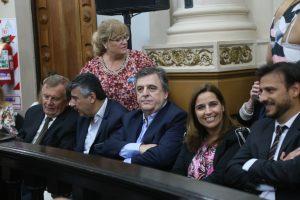 """Negri: """"Hoy me di cuenta que voy  ser gobernador de Córdoba»"""