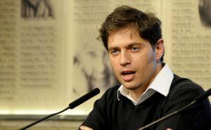 Kicillof duro contra el macrismo: «destruye el sistema de seguridad social» en la Argentina
