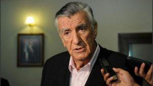 Gioja sembró «sospechas» sobre un «sistema fraudulento» para las elecciones