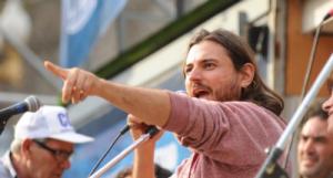 Grabois tildó de «coimeros asquerosos» a Stornelli y Bonadio