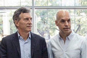 «A Macri le preocupa cero Martín Lousteau», afirmó Rodríguez Larreta