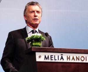 """""""Estoy convencido de que los argentinos no quieren volver para atrás"""", afirmó Macri"""