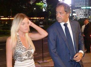 Carrió pidió que declare la ex pareja de Scioli en causa por lavado de dinero