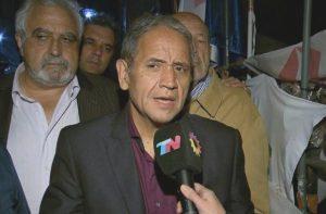 """Palazzo le reclamó a la CGT """"una actitud de mayor confrontación"""" contra el Gobierno"""