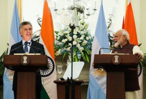 La India colaborará con la Argentina en el desarrollo de un centro tecnológico de excelencia