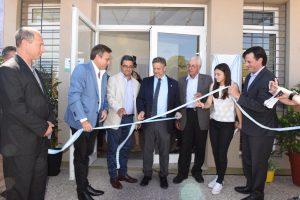 """Mestre inauguró un """"laboratorio modelo"""" de producción pública de medicamentos"""