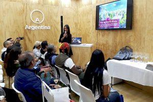 Salta promocionó su oferta turística en la feria Anato en Colombia