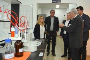 Inauguraron en Salta un laboratorio para análisis de litio