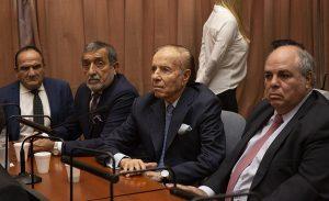 El expresidente Menem absuelto en la causa por el atentado a la AMIA