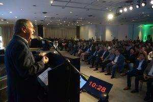 Schiaretti reafirmó que el «progreso» de Córdoba está ligado al Campo