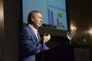 Schiaretti destacó que CBA «tiene la suficiente solidez como para soportar una caída en sus ingresos»