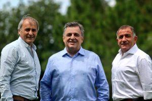 La Mesa Nacional de Cambiemos habilitó listas separadas: Negri, Baldassi y Juez conformarán una alianza