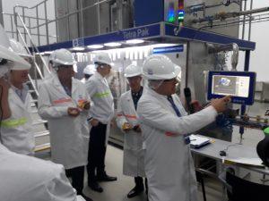 Nestlé inauguró una línea de producción de $ 480 millones en Villa Nueva