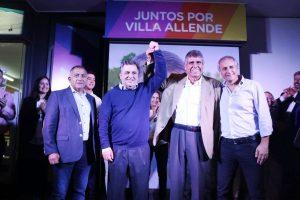Negri y sus socios van con la alianza «Córdoba Cambia» a las elecciones del #12M