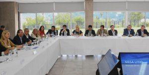 En Jujuy, Macri encabezó la primera reunión de la Mesa de Litio