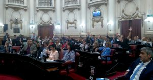 Unicameral: la mayoría oficialista rechazó el pedido de juicio político a Massei