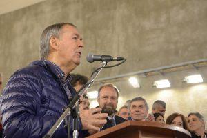 El kirchnerismo «no tiene nada que ver con nosotros», aseguró Schiaretti, al desmentir un pacto con CFK