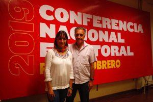 El Partido Obrero propone a Del Plá para componer la fórmula presidencial junto a Del Caño
