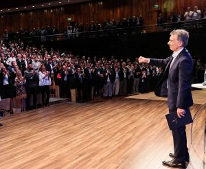 """Macri dijo que resulta """"inaguantable"""" volver a escuchar a quienes proponen soluciones mágicas"""