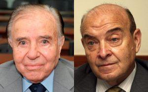 Menem y Cavallo condenados por la venta del predio de La Rural