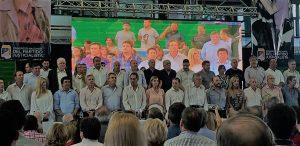 En un congreso con ausencias, el PJ avanza en el armado de un frente antimacrista