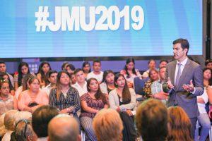 De cara a las elecciones, Urtubey habló de «sacar a la Argentina de la timba financiera»