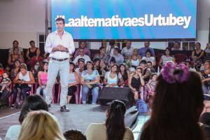Para Urtubey, se puede vivir en «una Argentina más justa», pero sin los mismos políticos y la «rosca»