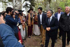"""Desde Mendoza, Urtubey apostó por un Estado que sea «un articulador para fomentar iniciativas productivas"""""""