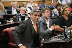 """""""Efecto Interna"""": Quinteros renunció a la banca y rompió con el juecismo y Cambiemos"""