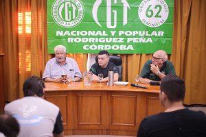 La CGT Rodríguez Peña se prepara para nuevas protestas en contra del «Gobierno insensible de Macri»
