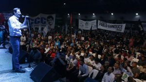 Carro afirmó que se bajó de la elección por decisión de Cristina Kirchner