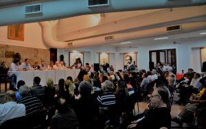 Por unanimidad, el Congreso de la UCR proclamó a Mestre y De Loredo candidatos de la Lista 3