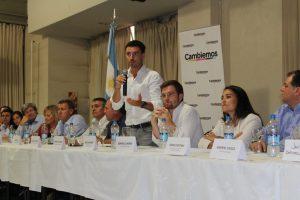 De Loredo pidió resignar «aspiraciones personales» para salvar Cambiemos