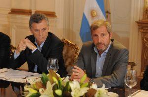 «Macri está caliente con los que plantean un camino fácil», afirmó Frigerio