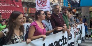Contrarreloj, el Nuevo MAS insiste con su pedido de unidad de la Izquierda de cara a las elecciones en Córdoba