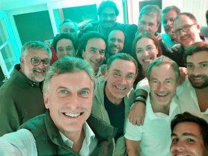 Macri se hizo presente en el retiro de Vidal para ahuyentar rumores de conflicto