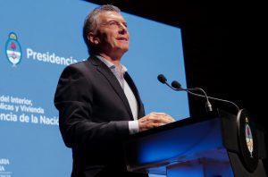 Macri afirmó que se trabaja para «consolidar el equilibrio económico»