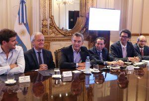 Macri: «Para que se genere empleo es necesario tener impuestos competitivos»