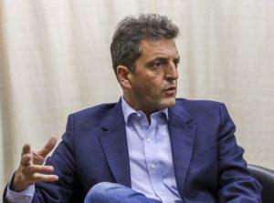 El Frente Renovador denunció que entraron a  robar en la oficina principal de Massa