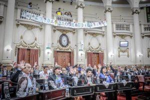 """La Unicameral sancionó la ley que instaura la """"Semana de la Memoria"""""""